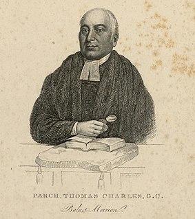 Thomas Charles Welsh Nonconformist clergyman