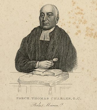 Thomas Charles - Welsh Nonconformist preacher