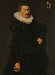 Portrait of Reijnier Ottsz Hinlopen (1608/09-1653)