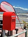 Post box in Bloubergstand.jpg