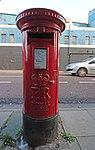 Post box on City Road, Walton, Liverpool.jpg