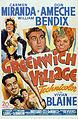 Poster - Greenwich Village (1944).jpg