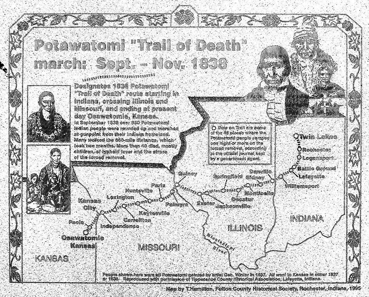Potawatomi Trail of - Wikipedia on