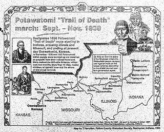Potawatomi Trail of Death