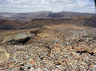 Tomás Frías Province Province in Potosí Department, Bolivia