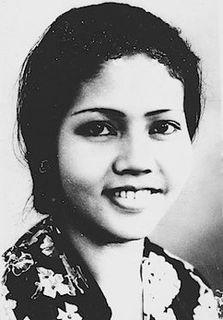 Roekiah Indonesian actress