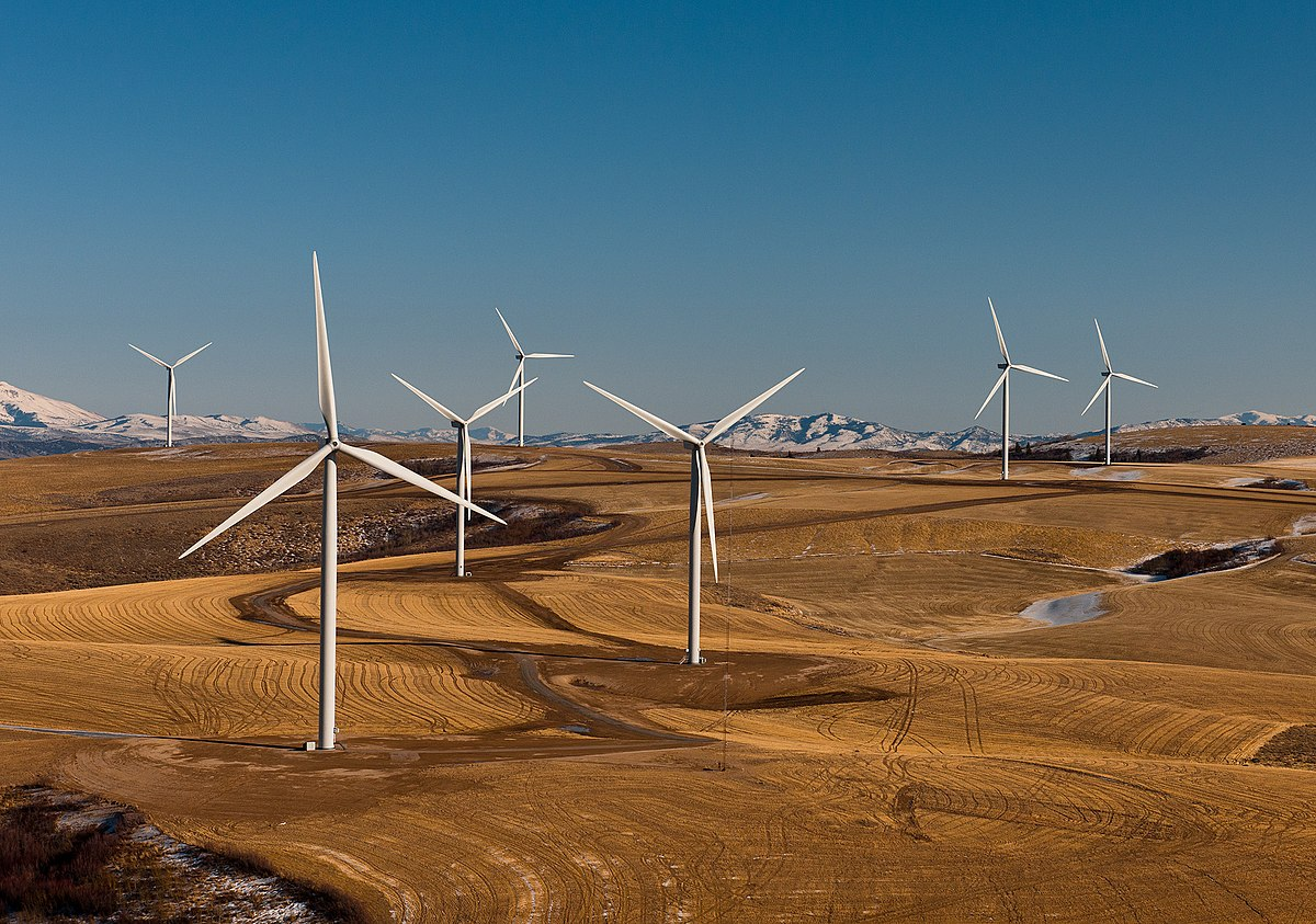 wind power in idaho