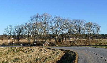 Prästtorp graveyard in Brastad.jpg