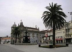 Praça dos Leões