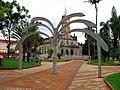 Praça Matriz, Palmital (SP).jpg
