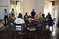 Pradeep Kumar Nanda Speaks - Wikipedia 15 Celebration - St Johns Church - Kolkata 2016-01-15 8621.JPG