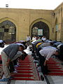Prayers of Noon - Grand Mosque of Nishapur -September 27 2013 34.JPG
