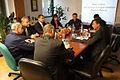Predsednik Pahor obiskal Upravo RS za zaščito in reševanje 2014 03.jpg