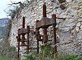 Premses de l'antiga l'almàssera de Llomba, la Vall de Gallinera.JPG
