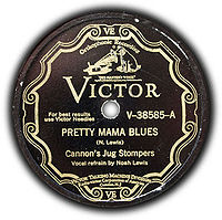 Pretty Mama Blues
