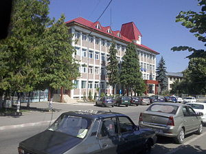 Moinești - Moinești City Hall