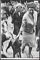 Prinses Beatrix heeft een bezoek gebracht aan het Jeugdfestival Velp '62. Het fe, Bestanddeelnr 021-0470.jpg