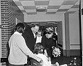 Prinses Margriet opende kinderkliniek te Ubbergen, Prinses Margriet tijdens rond, Bestanddeelnr 917-6959.jpg