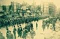 Prisoners of War in Lille, France, taken by Germans, July 26, 1916 (29488583391).jpg