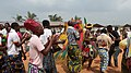 Procession Vodoun Festival Grand Popo Benin Jan 2018.jpg