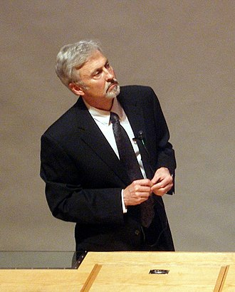 Allen Buchanan - Image: Professor Allen Buchanan listening to a question
