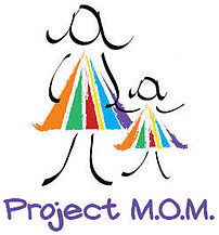 Logo for Project MOM