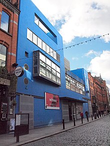 Project Arts Centre, Temple Bar.JPG