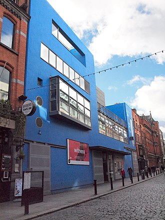 Project Arts Centre - Image: Project Arts Centre, Temple Bar