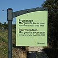Promenade Marguerite Yourcenar, Rennes, 2019.jpg