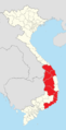 Provinces of vietnam - blank map.png