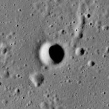 普平陨石坑