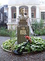 Pyotr Schmidt bust in Odessa.JPG