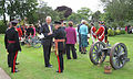 Queen's Official Birthday reception Government House Jersey 2013 03.jpg