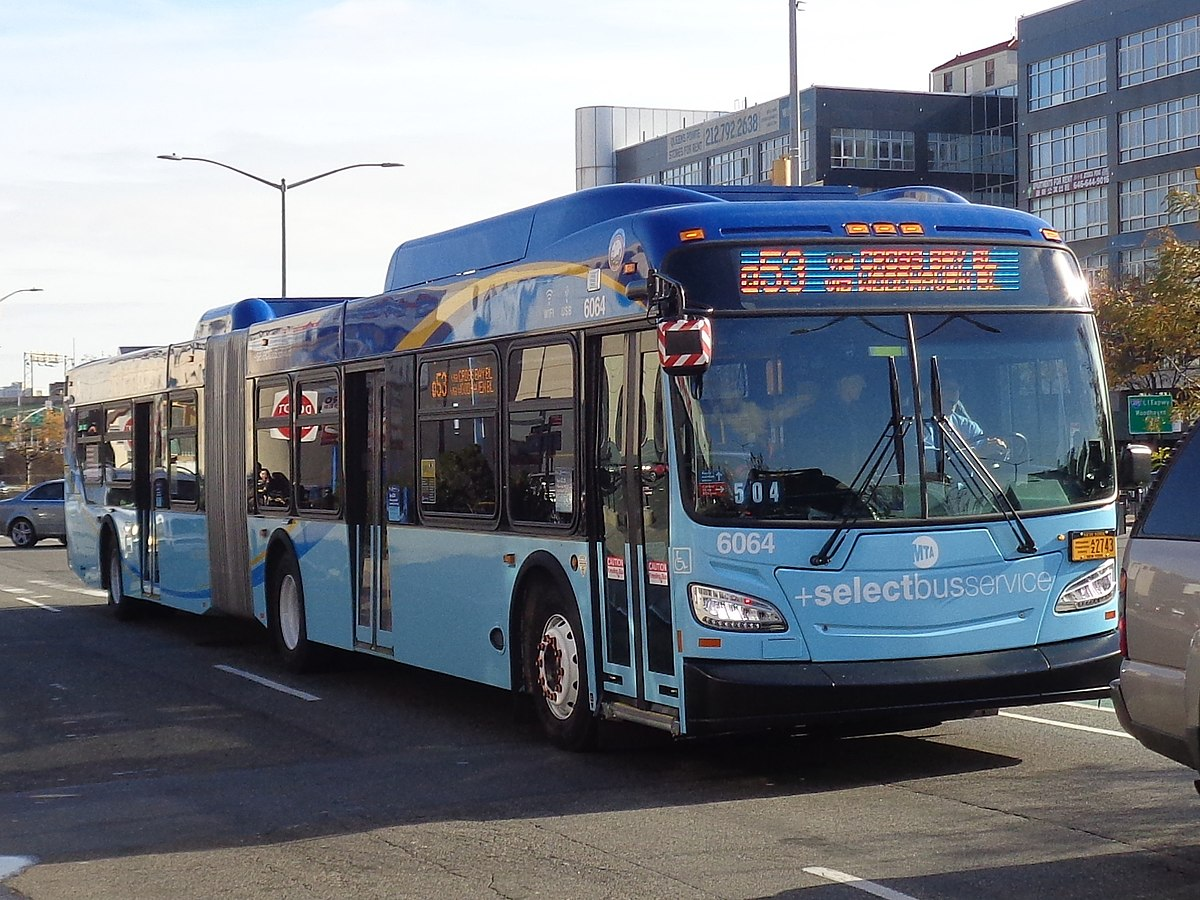 woodhaven and cross bay boulevards buses - wikipedia