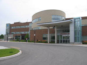 Queensway-Carleton Hospital - Image: Queensway Carleton Hospital