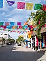 Quinta Avenida - Playa del Carmen, Quintana Roo, Mexico - August 15, 2014 - panoramio.jpg