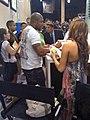 Quinton Jackson - UFC 100 Fan Expo - Mandalay Bay Casino, Las Vegas 2.jpg