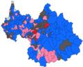 Résultats 1er tour Présidentielles 2012 Communes Savoie.png