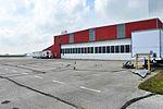 RCAF St. Thomas Hangar Door Side.JPG