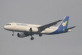 RDPL-34188 Airbus A320 Lao Airlines (7880514596).jpg