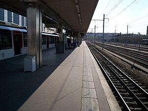 Boissy-Saint-Léger Station - Boissy-Saint-Léger
