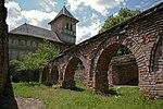 RO MH - Mănăstirea Strehaia (Beciurile palatului domnesc) .jpg