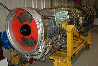 Rolls-Royce Spey - An RB.168 Mk 202 Spey as fitted to the F-4K Phantom