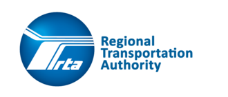 Regional Transportation Authority (Illinois) - The RTA logo