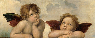 Raphael's Cherubs