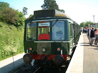 class of 42 two- and three car diesel multiple units built by Pressed Steel Co.