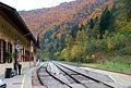 Railway Station Ruta, Lovrenc na Pohorju, Slovenija 1.jpg