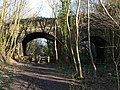 Railway bridge, Buckland Hollow - geograph.org.uk - 1231539.jpg