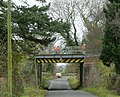 Railway bridge over Lower Road, Erlestoke - geograph.org.uk - 1053696.jpg