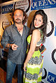 Raj Zutshi, Vidya Malvade at 'Queens! Destiny Of Dance' event (1).jpg